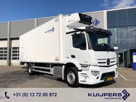 refrigerated truck Mercedes-Benz Actros 2124 LS / Frigo / Chereau / Carrier / D'Hollandia 2020