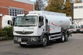 tank truck Renault Premium 380 EURO5/Retarder/18000l/ADR bis 6.2021 2010