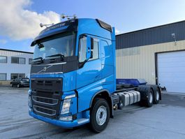 chassis cab truck Volvo FH480, 6x2, Full steel, Hub-redu., Man, Chassi 2018