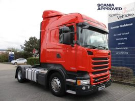 cab over engine Scania R410 MNA - HIGHLINE - ACC - SCR ONLY 2017