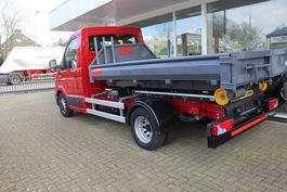 Container-LKW MAN TGE 5.180 CONTAINER SYSTEEM MET HAAKARM PALFINGER 2018