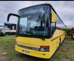 tourist bus Setra S319 MANUAL GEARBOX 2003