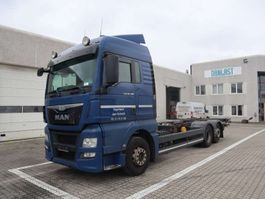 container truck MAN TGX 26.480 2015