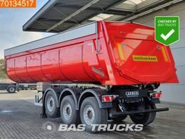 tipper semi trailer Carnehl CHKS/HH 27m3 NL-Kipper Geisoleerd Multikappen 2020