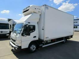 refrigerated truck Mitsubishi FUSO 9 C 18 Kühlkoffer 5,30 m LBW 1 T*NL 2,71 T 2016