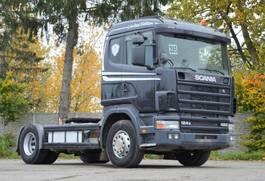 cab over engine Scania SCANIA 124G 420 2003
