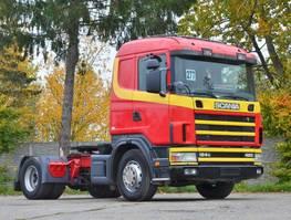 cab over engine Scania SCANIA 124G 420 2002