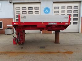 lowloader semi trailer Goldhofer STHP-ET Gooseneck 1992