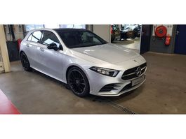 hatchback car Mercedes-Benz A 200 autom. Preminum 2019