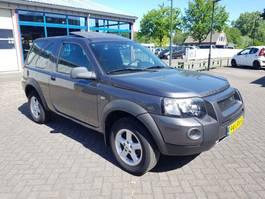 all-terrain vehicle Land Rover FREELANDER. TD 4 2005