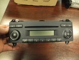 Instrument panel car part Mercedes-Benz 4x radio/cd.