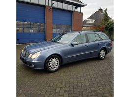 estate car Mercedes-Benz E 220 CDI automaat Combi Elegance 2003