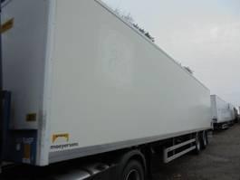 closed box semi trailer LAG O-2-30 01 2008