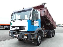 tipper truck > 7.5 t Iveco Magirus 260 31 1997