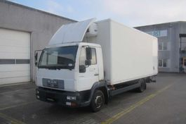 refrigerated truck MAN LE 160 2001