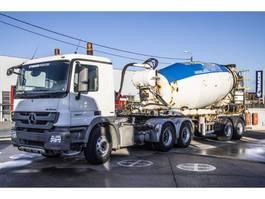 concrete mixer semi trailer Liebherr BETON MIXER - 12M³ 2009