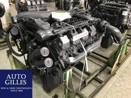 Engine truck part Mercedes-Benz OM 442 LA / OM442LA EDC Motor