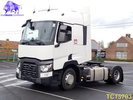 cab over engine Renault T480 Euro 6 2016
