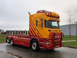 container truck Scania R730 Highline 6x2 Nch kabel systeem 2013