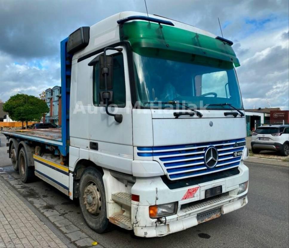 LKW Kipper > 7.5 t Mercedes-Benz Actros 2548 L MPI  6x2 Kipper Euro 3