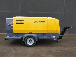 compressors Atlas Copco XAHS 347 CD - N 2013