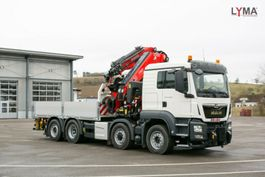crane truck MAN TGS 35.510 HYDRO - VERFÜGBAR ab 30.11.20 !!! 2020