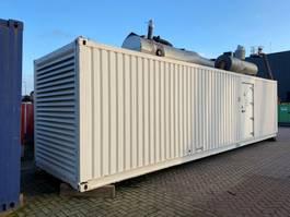 generator Perkins 3012-TAG1A 800 kVA Supersilent generatorset in container 2004