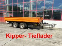 tipper truck > 7.5 t Müller-Mitteltal KA-TA-R 13,5  13,5 t Tandemkipper- Tieflader 2015