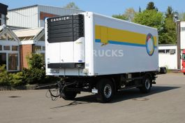refrigerated trailer Ackermann Carrier Maxima 1300Mt/Bi-Multi-Temp/Türen+LBW 2007