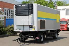 refrigerated trailer Ackermann Carrier Maxima 1000/ Strom/ Rolltor/ LBW 2010