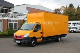 closed lcv Iveco 70C17 E5 Koffer 5,8m/Klima/LBW/47Tkm ! 2012