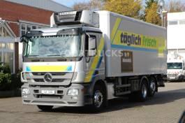 refrigerated truck Mercedes-Benz Actros 2541 Carrier Supra 850/Retarder/Lenkachse 2009