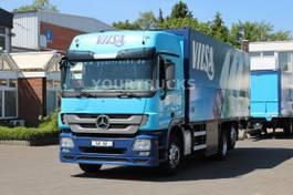 other trucks Mercedes-Benz Actros 2541 Retarder/Schwenkwand/Lenkachse/LaSi 2012