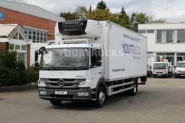 refrigerated truck Mercedes-Benz Atego 1318 Carrier Supra 950/Strom/Türen/LBW/FRC 2012