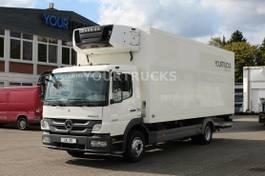 refrigerated truck Mercedes-Benz Atego 1224 Tri-Multi-Temp/CS 950Mt/Strom/Tür/LBW 2012