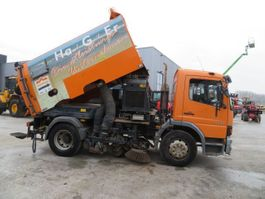 other concrete production equipment Mercedes-Benz Atego 1317 Road Sweeper / Vacuum Cleaner 2001