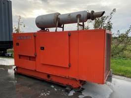 Generator Renault Leroy Somer 165 kVA Silent generatorset 2002