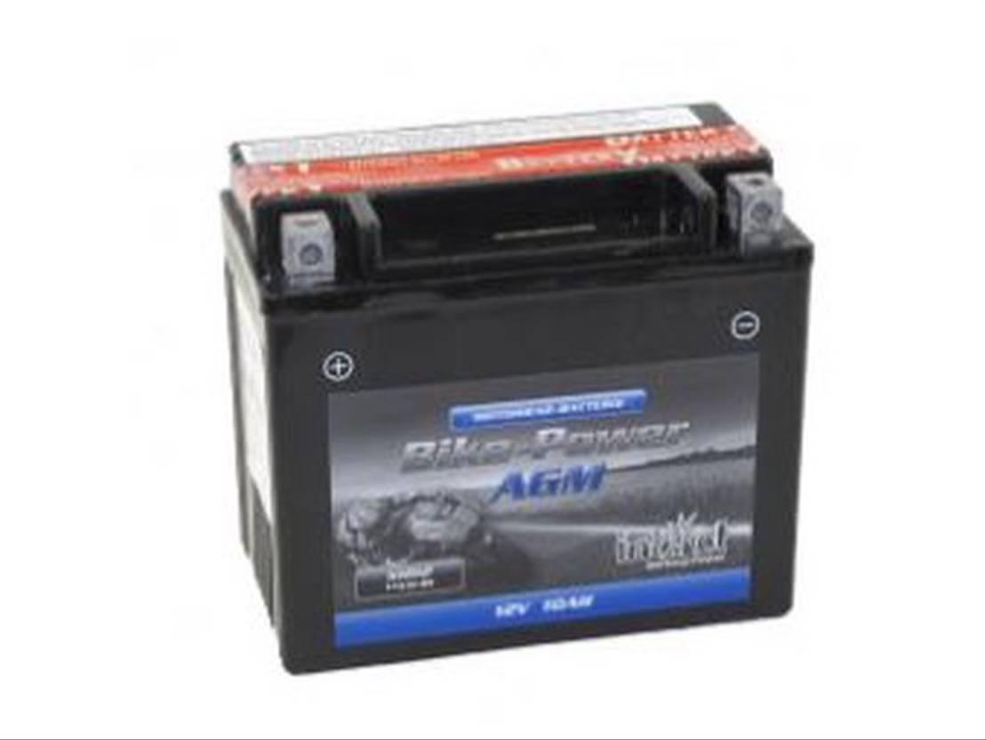 accu motorcycle part Diversen Batterij 12V 10AH (c20) 130A (EN) 51012