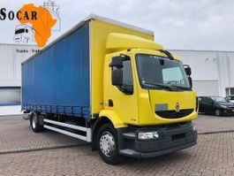 tilt truck Renault MIDLUM 18.270 DXI 2012
