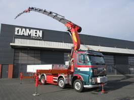 crane truck Volvo FH 520 8x2 Euro 5 2007