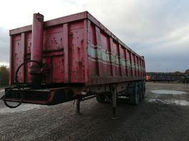 tipper semi trailer Kel-Berg SKBT 40