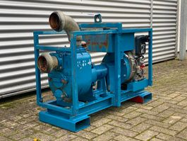 waterpump machine BBA B85 with Hatz 1D41S 2007