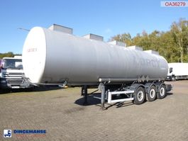 tank semi trailer semi trailer BSL T Chemical tank inox 33 m3 / 1 comp 2020