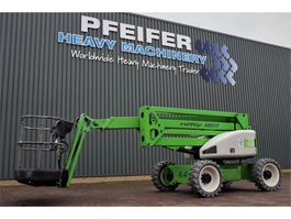 articulated boom lift wheeled Niftylift HR17 HYBRID 4WD Hybrid, 4x4 Drive, 17m Working Hei 2013