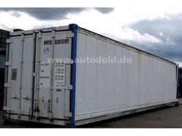 andere Auflieger Graaff RC40 Container Portaltüren Kühlgerät 57m³ 1990