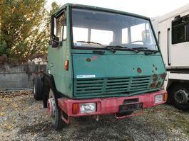 chassis cab truck Steyr 891 1981