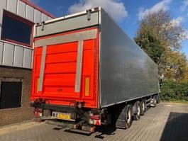 refrigerated semi trailer Van Eck UT-3B Frigo Carrier 'dHollandia Lenkachse 2011
