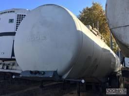 tank semi trailer semi trailer Cobo CT-1843 1994