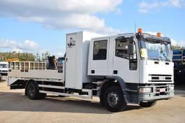 drop side truck Iveco EUROCARGO ML130E18 2001