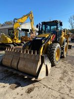 backhoe loader Caterpillar 444 F2 2018